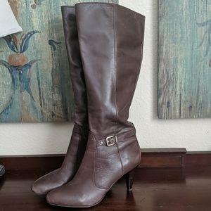 Antonio Melanie Knee High Leather Boots